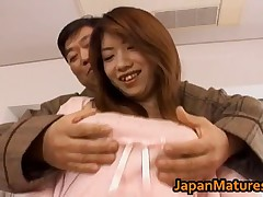 Japanese Mature Babe Gets Fucked Doggy Style 1 By JapanMatures