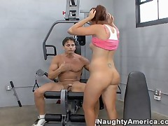 Shayne Ryder Vs Talon - Naughty Athletics