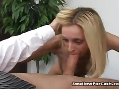 Andrew Andretti And Kelly Wells - Swallow For Cash