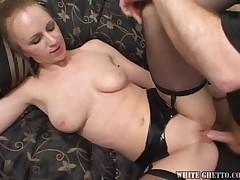 Jacqueline Summers - Anal Milf Cream Pie