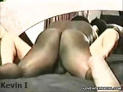Couples Fucked And Cummed On By A Big Black Cock