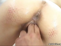 Miu Satsuki - Im Sure That All Of You Guys Out There Would Dream To See The Insides Of The Pussy Of