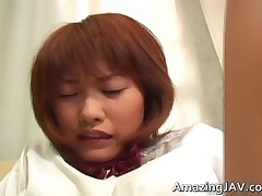 Petite Japanese Teen Gets Pussy Vibrated 2 By Amazingjav