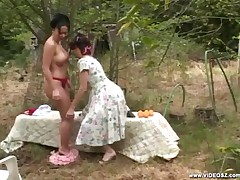 Jessica Dee Vs Luna Blanca - Mature Women With Younger Girls