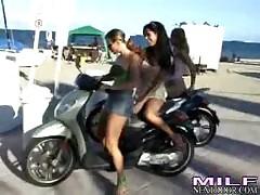 Rava - Milf Next Door Hooters On Scooters