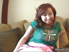 Yui Kazuki - Horny Yui Kazuki Sucking Some Fine Asian Cock 3 By Hdidols