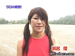 Free Jav Of Asian Amateur In Nude Track And Field 8 By JPflashers