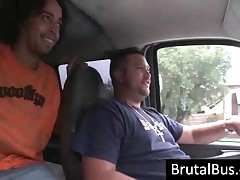Two Dudes Picking Up A Girl In Their Van