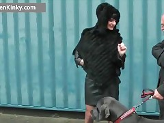 Carmen - Dirty Carmen In Exciting Latex Stuffing Guy Pooper With Toy 1 By CarmenKinky