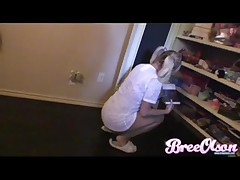Bree Olson - Bree Olson - I Finally Got Him To Do It!