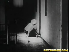 The Peeping Janitor