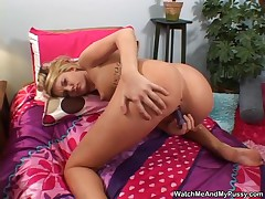 Riley Ray - Playful Chick And Her Sextoy