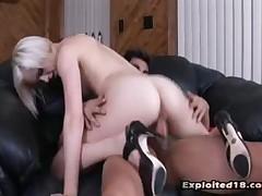 Sergio And Madison Mason - Exploited 18