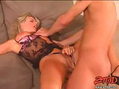 Vicky Vette Vs Mr Pete - Mother Load