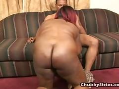 Black Cherry And Dwayne Cummings - Chubby Sistas