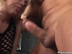 Adrianna Nicole - Adrianna Nicole Just Sitting And Waiting For Large Sticky Cumshot In Face