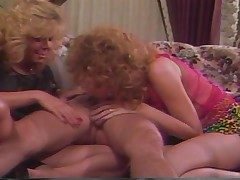 Peter North And Karen Summer And Mindy Rae And Mark Wallice - How To Perform Fellatio