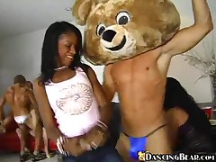 Dancing Bear - Even Bears Get More Action Than You, You Know Its True
