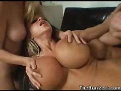Danielle Derek And Allison - Sex Pro Adventures
