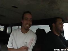 Bang Bus - Dominicans Dont Play