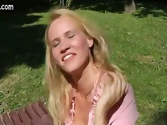 Sexy Slut Tasting A Cock And Gets Screwed