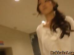 Haruka Sasai - Haruka Sasai Asian Babe In Bukkake 1 By BukkakeLoad