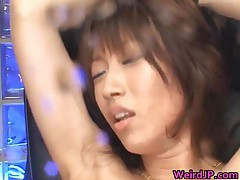 Cock Hungry Asian Sluts Sucking, Fucking And Masturbating Free JAV Porn Video 3 By WeirdJP