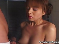 Amazing Japanese Babe Under Shower Free Video 2 By AmazingJav