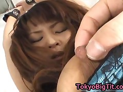 Airi - Airi Hot Asian Model Enjoys Showing Off Her Big Tits 6 By TokyoBigTit