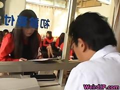 Asian Models Getting A Perverted Sex Exam 1 Weirdjp