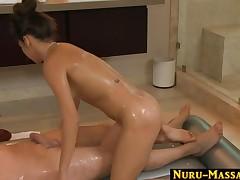Ariel Rose - Perfect Body Asian In A Hot Massage