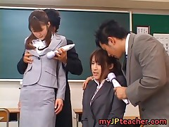 Junna Aoki And Erika Kirihara - Junna Aoki And Erika Kirihara Hot Lovely Japanese Teachers 1 By MyJP
