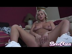 Bree Olson - Bree Olson - Trying To Sell Cookies And I Get Used -)