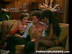 Angel Kelly And Nikki Knight Vs Peter North - Fatal Passion