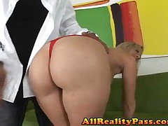 Kylie Worthy - Bruthas Who Luv Muthas - MILF Kylie Worthy Rides Huge Black Dong