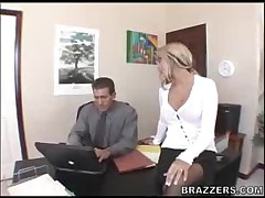 Carmel Moore - Big Tits At Work