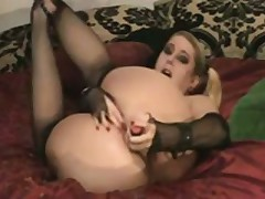 Antonia squirting and gagging