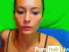 Tenhorny From Pornhublive Masturbates For You