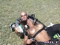 Alisandra - Milf Next Door Free Falling Titties