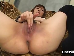 Sexy Japanese Teen Cutie Rubbing Her Tight Pussy And Sucking A Dick By OnePondo