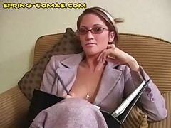 Spring Thomas - Spring Strips The Wife Then Bring BBC