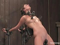 Angelica Saige - Device Bondage