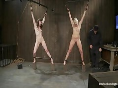 Isis Love And Katie Summers And Seda - Device Bondage