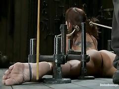 Gia DiMarco - Device Bondage