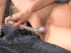Hot Blonde And Brunette Finger Themselves And Play With Their Dildo And Vibrator And Squirts