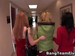 Hardcore Fucking And Sucking Orgie Video 1 By BangTeamFive
