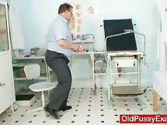 Magda - Kinky Gyno Exam Of A Mature Woman, Plenty Of Filthy Gyno Medical Treatments, Enema, Speculum