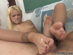Rebecca Blue - Cute Sexy Feet