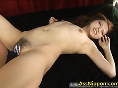 Haruki Kato - Haruki Kato Asian Model Enjoys Showing Off And Anal Sex 3 By AssNippon
