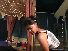 Sleeping Maid Fucked